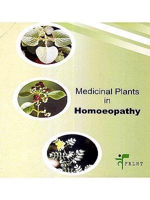 Medicinal Plants in Homoeopathy (CD Rom)