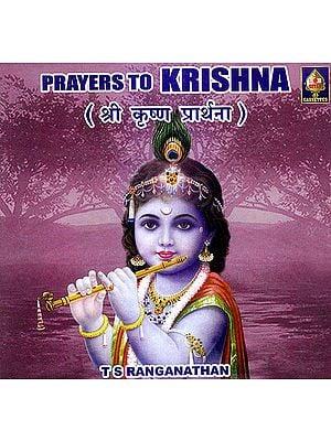Prayers To Krishna (Audio CD)