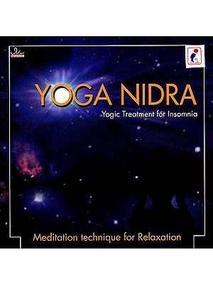 Yoga Nidra: Yogic Treatment For Insomnia (Audio CD)