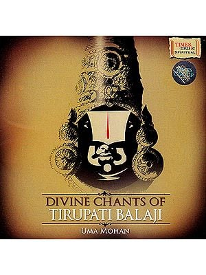 Divine Chants of Tirupati Balaji (With Booklet Inside) (Audio CD)