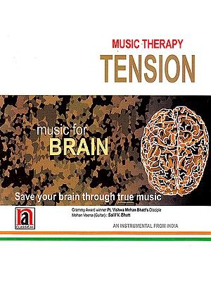 Music Therapy: Tension, Music For Brain (Audio CD)