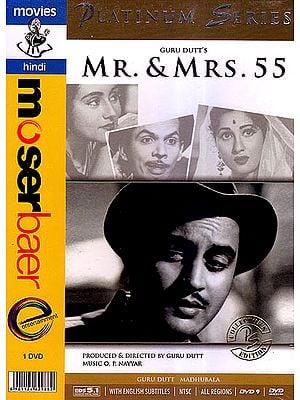 Mr. & Mrs. 55: Platinum Series (DVD)