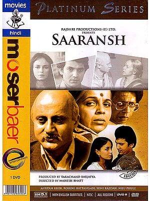 Saaransh (DVD)