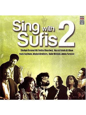 Sing With Sufis 2  (Audio CD)