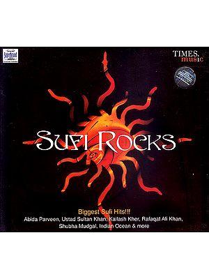 Sufi Rocks: Biggest Sufi Hits (Audio CD)