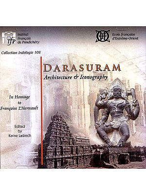 Darasuram Architecture & Iconography (With Booklet Inside) (CD Rom)