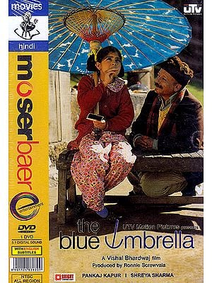 The Blue Umbrella: Based on a Short Story by Ruskin Bond (DVD)