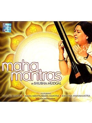 Maha Mantras (Audio CD)