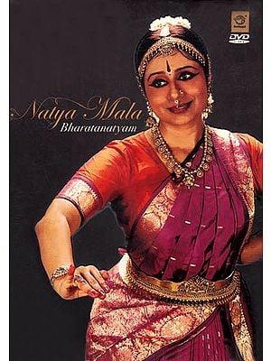 Natya Mala Bharatanatyam (DVD)