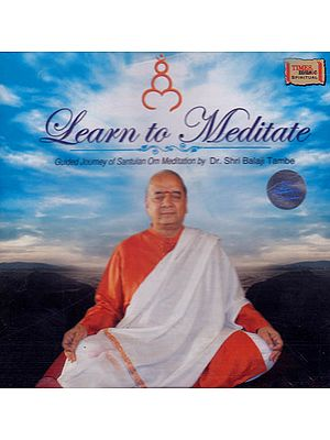 Learn to Meditate:  (Audio CD with Booklet)