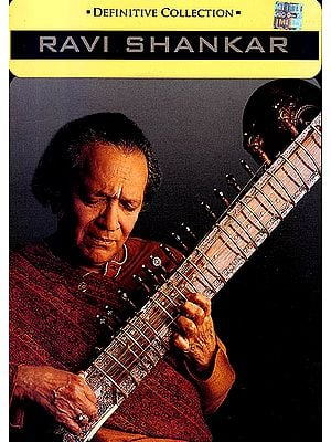 Ravi Shankar: Definitive Collection (Set of 3 Audio CDs)