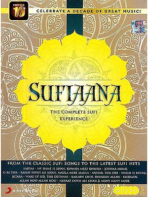 Sufiaana: The Complete Sufi Experience (Set of 5 Audio CDs)