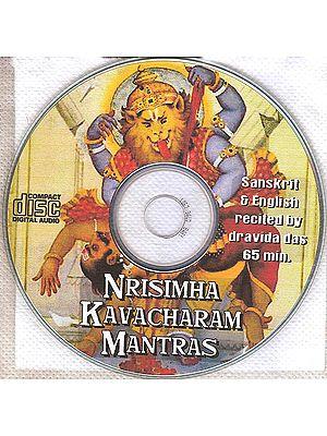 Nrisimha Kavacharam Mantras (Audio CD)
