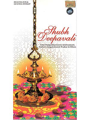 Shubh Deepavali (Booklet Inside) (Set of 2 Audio CDs)
