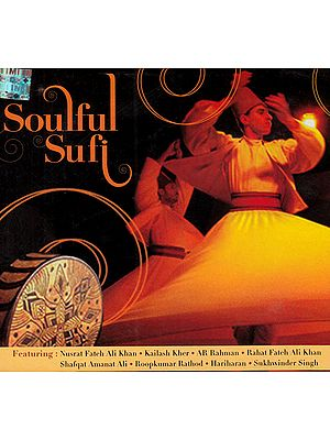 Soulful Sufi (Set of 2 Audio CDs)