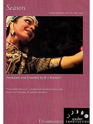 Season: A Festival of Classical Music and Dance in Chennai (DVD)