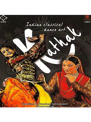 Kathak (Indian Classical Dance Art) (Set of 9 DVDs): A Most Comprehensive Resource