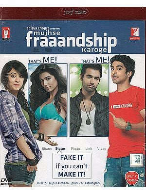 Will You Make Friends With Me? Mujhse Fraaandship Karoge (DVD)