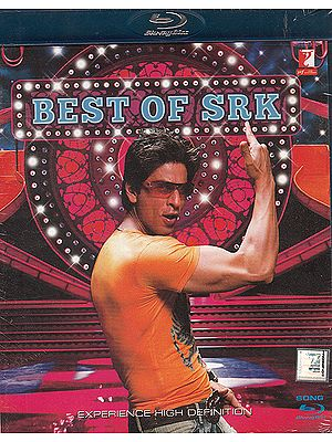 Best of SRK: Experience High Definition: (Blu-Ray Disc)
