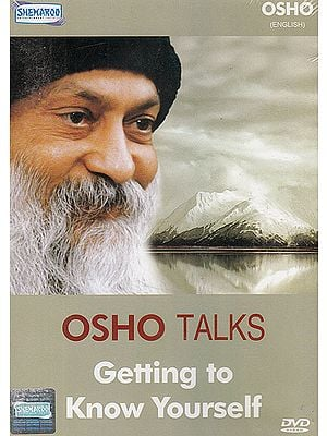 Osho Talks: Getting To Know Yourself (DVD)