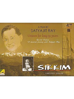 Sikkim: By Satyajit Ray  (Set of 2 DVDs)