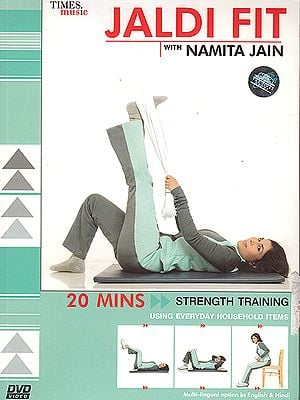 Jaldi Fit: Strength Training Using Everyday Household Items (Booklet Inside) (DVD)