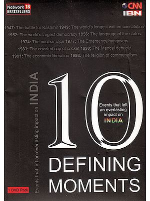 Events That Left an Everlasting Impact On India: 10 Defining Moments (DVD)