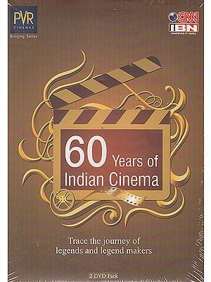 60 Years of Indian Cinema: Trace The Journey of Legends and Legend Makers (Set of 2 DVDs)