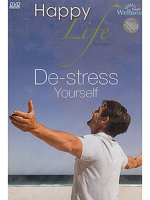 Happy Life Series: De-Stress Yourself (DVD)