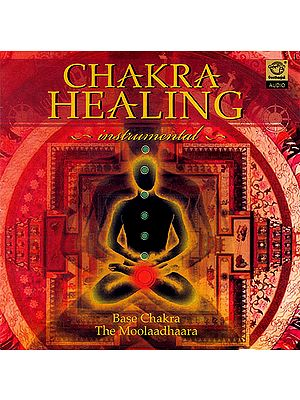 Chakra Healing: Instrumental (Audio CD)