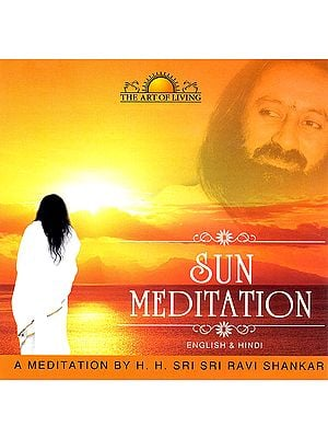 Sun Meditation (Audio CD)