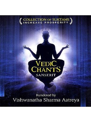 Vedic Chants (Collection of Suktams Increase Prosperity) (Audio CD)