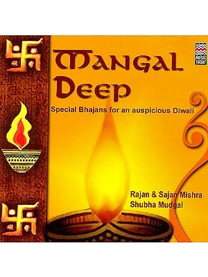 Mangal Deep (Special Bhajans for an Auspicious Diwali) (Audio CD)