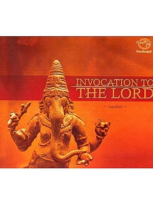 Invocation to the Lord (Sanskrit) (Audio CD)
