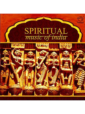 Spiritual Music of India (Audio CD)
