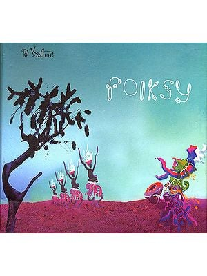 Folksy (Audio CD)