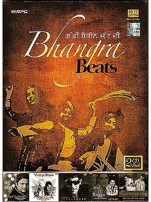 Bhangra Beats (Set of 2 Audio CDs)