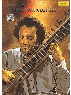 The Genius of Pandit Ravi Shankar (Set of 3 Audio CDs)