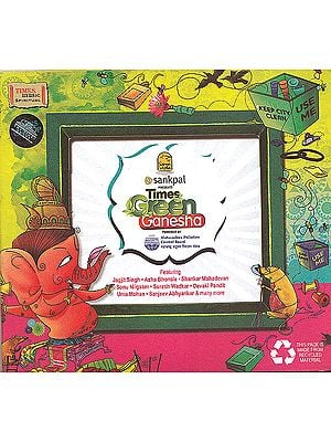 Times Green Ganesha (Audio CD)