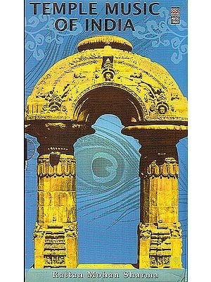 Temple Music of India (Set of 4 Audio CDs )