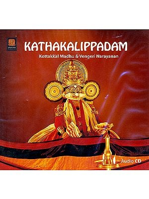 Kathakalippadam  (Audio CD)