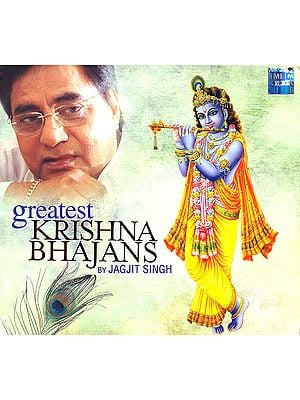 Greatest Krishna Bhajans  (Set of 3 Audio CDs)
