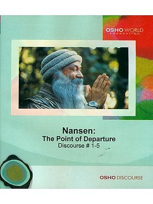 Nansen: The Point of Departure (Discourse 1-5) (MP3 CD)