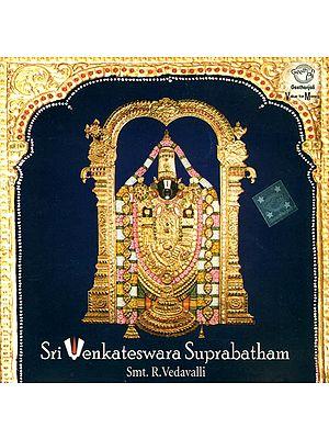 Sri Venkateswara Suprabatham (Audio CD)