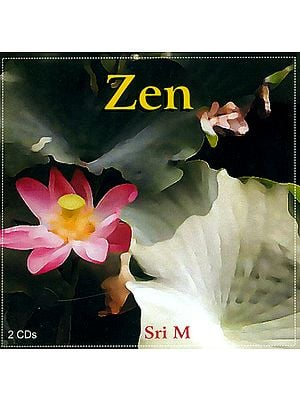 Zen Discourses (Sri M) (Set of 2 Audio CDs)