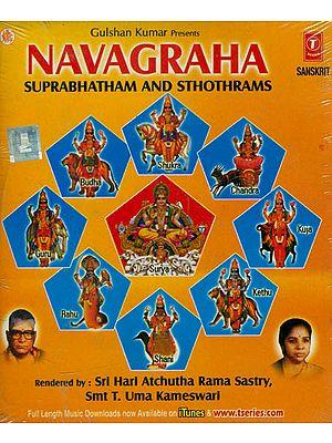 Navagraha Suprabhatham And Sthothrams (Sanskrit) (Audio CD)