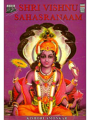 Shri Vishnu Sahasranaam (6 Hours of Music) (Audio MP3 CD)