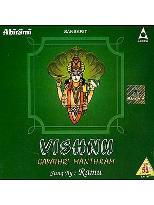 Vishnu Gayathri Manthram (Audio CD)