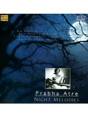 Prabha Atre Night Melodies (Audio CD)
