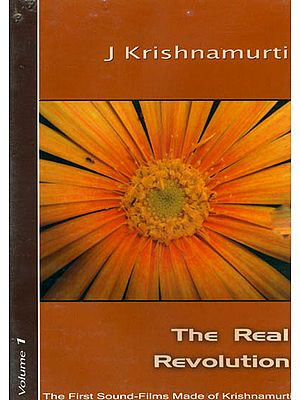 J. Krishnamurti: The Real Revolution (Volume 1) (DVD)
